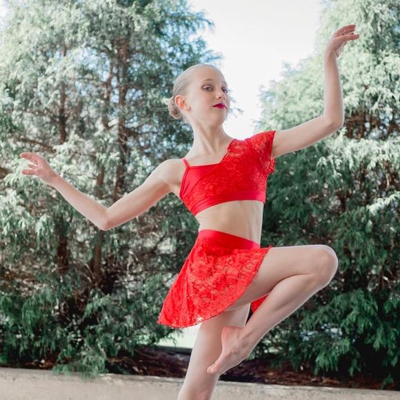d1f811a83 HDW Dance Other - Girls Contemporary Lyrical Dance 2 Piece